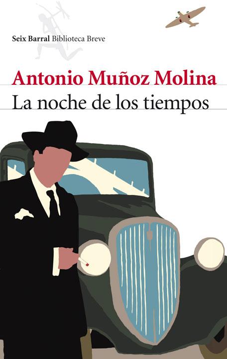 portada- la noche de los tiempos- muñoz molina- nina peña- articulo- reseña- coche-sombrero