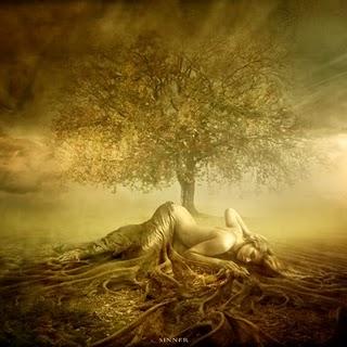 nina peña - relato - arbol - bosque