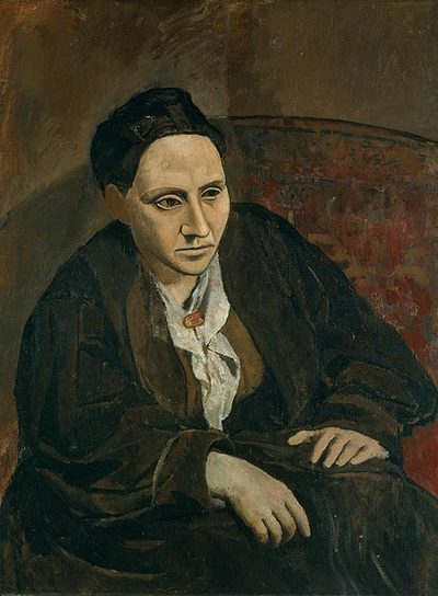 nina peña - gertrud stein- picasso - de mujer a mujer