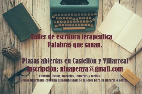 terapia - palabras - grafología - arquetipos - poesia