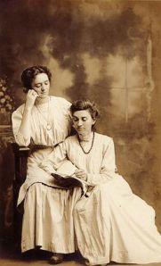 mujeres - nina peña - sufragistas - amor - libros - queer