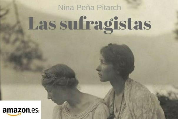 las sufragistas - nina peña - libro - mujeres