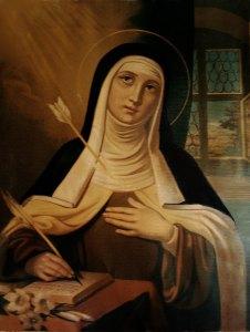 nina peña - libros - literatura - feminismo - mujeres - teresa de jesus