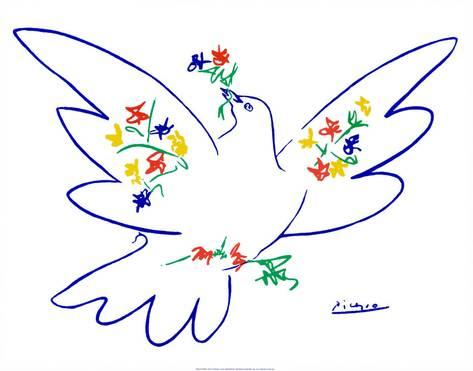 nina peña - paz - bandera - politica
