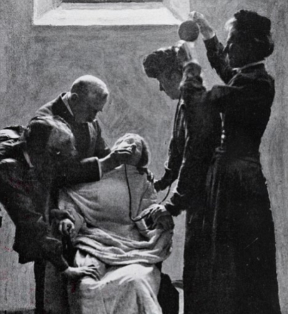 sufragismo - nina peña- suffragettes