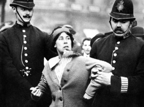 sufragistas - nina peña - suffragettes