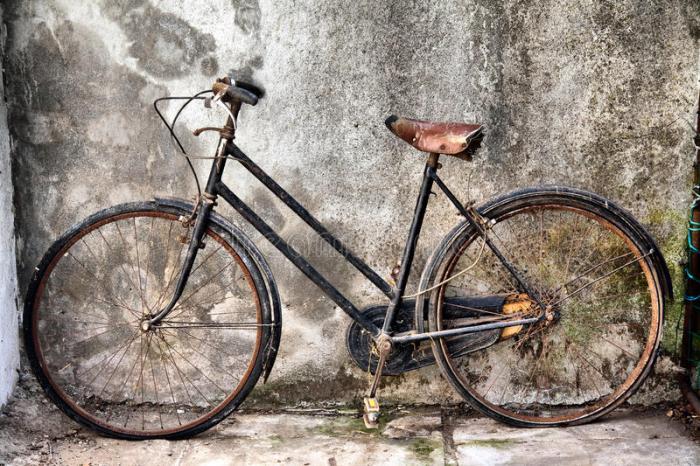nina peña - bicicleta vieja - zenda - concurso