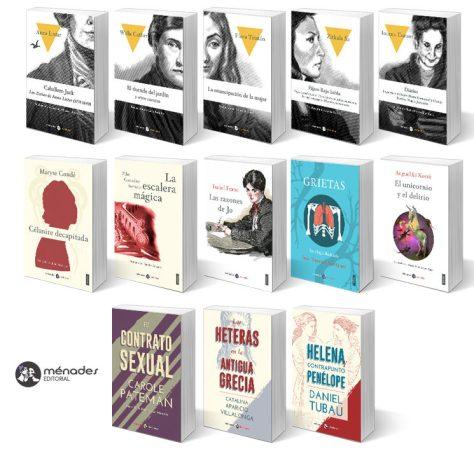 nina peña - verkami - editorial menades - libros