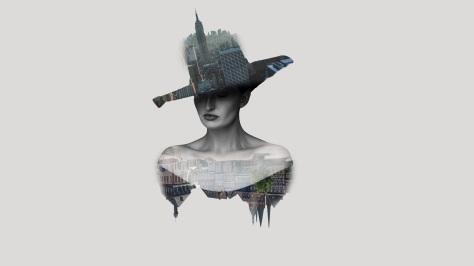 nina peña - mujer - novela - sombrero