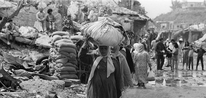 nina peña - palestina