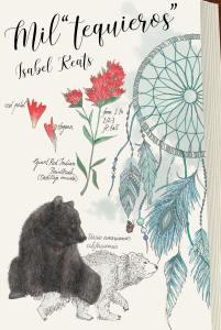 flores - osos - atrapasueños - dibujos