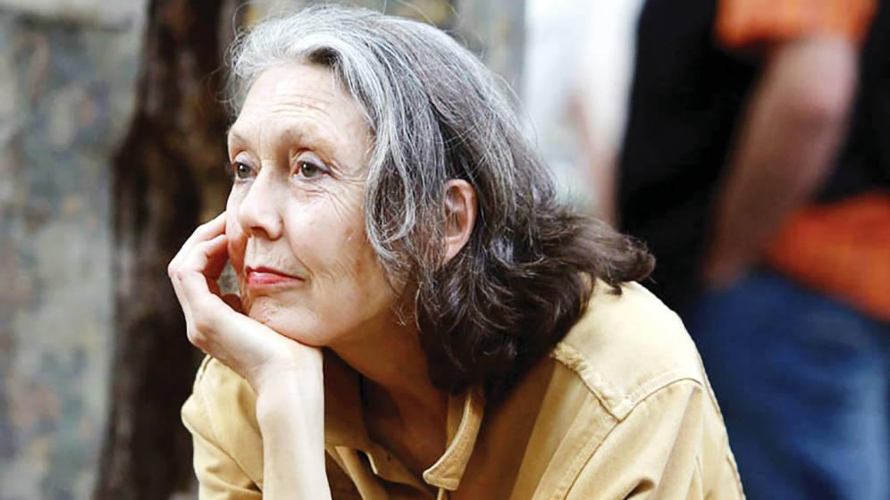 anne carson - mujer - poeta